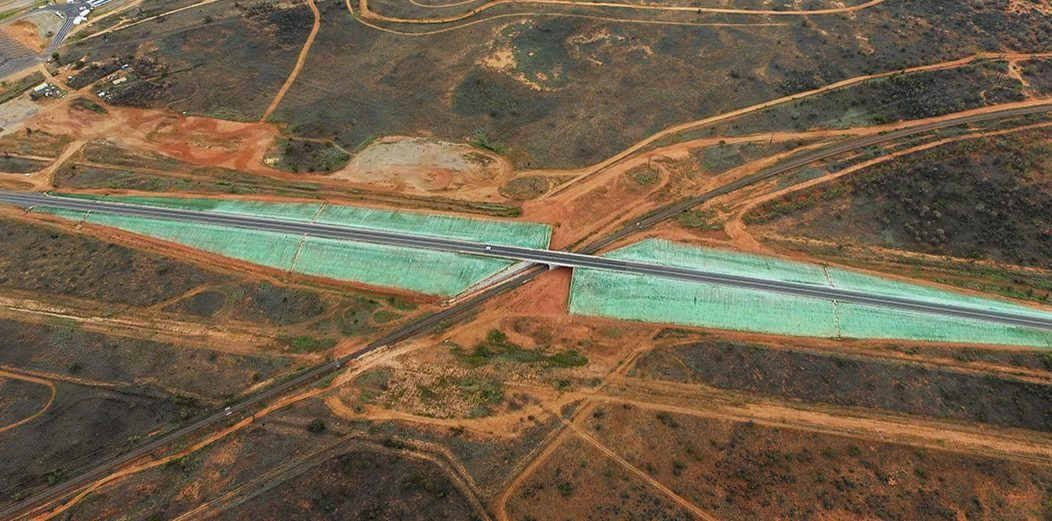 Civil Construction Stabilisation Alice Springs After